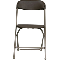 Typical folding chair